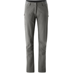 Maier Sports Norit 2.0 Naiset Pitkät housut , harmaa